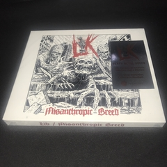 Lik - Misanthropic Breed CD Slipcase
