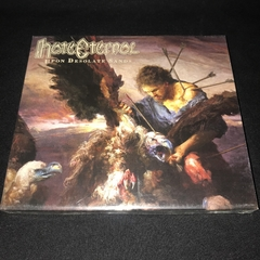 Hate Eternal - Upon Desolate Sands Cd Slipcase