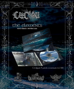 Lalssu -The Elements Cd Digi - comprar online