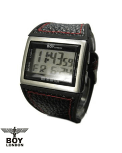 Reloj Boy London Unisex Digital Cuero 7166