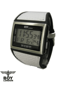 Reloj Boy London Unisex Digital Cuero 7168