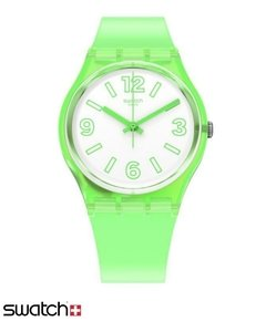 Reloj Swatch Unisex Gent Gg226 Electric Frog