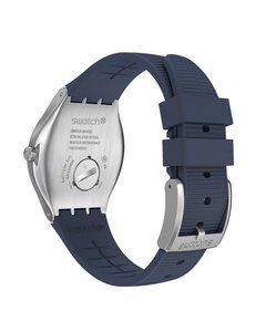 Reloj Swatch Hombre Yws453 Irony Blue Suit Big Classic - Cool Time