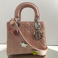 BOLSA MY ABC ITALIANA ROSÉ na internet