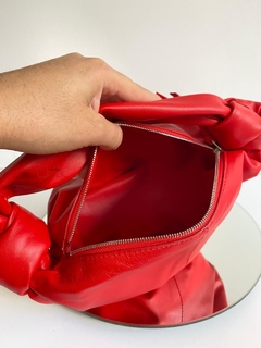 Bolsa MINI BAG VERMELHA ITALIANA na internet