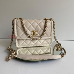 BOLSA OFF WHITE ITALIANA