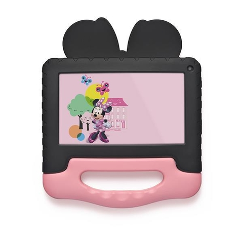Tablet Multilaser Minnie Mouse Wi Fi Tela 7 Pol. 16GB Quad Core