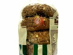 "BAGUEL INTEGRAL ""NATURAL BREAD"" - comprar online"