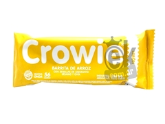 "Barritas de arroz sabor limon ""Crowie"""