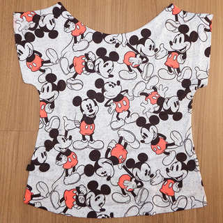 Kit 3 Camisetas Infantil Mickey Mouse 5-6 anos - Disney