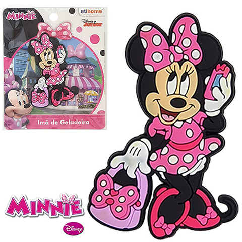 Imã Minnie Mouse - Disney