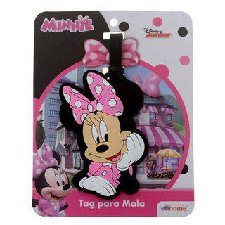 Tag de Mala Minnie Mouse - Disney - comprar online