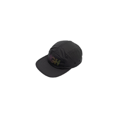 5 PANEL HIGH DOTS BLACK