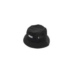 BUCKET HIGH HAT HALF MESH BLACK