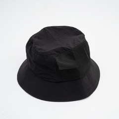 BUCKET HIGH HAT HALF MESH BLACK - comprar online