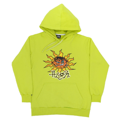 MOLETOM HIGH JUNGLIST NEON GREEN