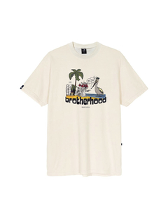 CAMISETA BLAZE BROTHERHOOD OFF WHITE
