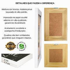 QUADRO FRASE THE AIR - comprar online