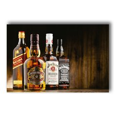 PLACA KIT WHISKEY
