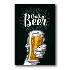 PLACA CRAFT BEER 2 - comprar online