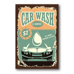 PLACA CAR WASH SERVICE