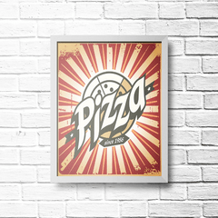 PLACA PIZZA - comprar online