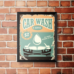 PLACA CAR WASH SERVICE na internet