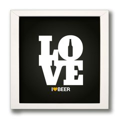 QUADRO LOVE BEER na internet