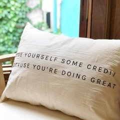 Almohadon Give Yourself