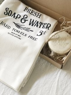 Guest Towel & Soap