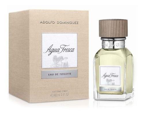 Perfume Hombre Agua Fresca De Adolfo Dominguez 60ml