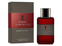 The Secret Temptation Antonio Banderas Edt 50ml Para Hombre