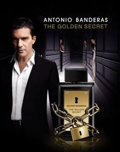 The Golden Secret Antonio Banderas Estuche Edt 100ml + Desod - Tienda Ramona