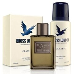 Bross London Classic Edt 100ml + Desodorante Perfume Hombre