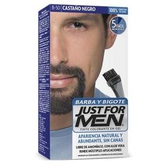 Imagen de Just For Men Colorante Gel Barba Y Bigote Tapa Canas 5 Tonos