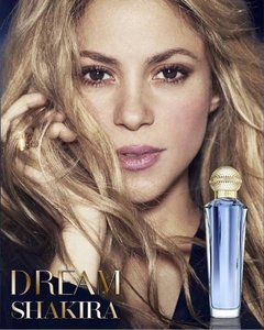 Shakira Dream Eau De Toilette Spray 50ml + Desodorante - comprar online