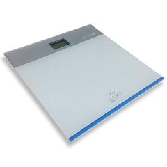 Balanza Digital Personal De Vidrio Gama Fit Care Hasta 150kg