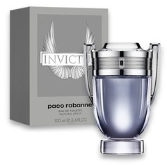 Perfume Importado Hombre Invictus By Paco Rabanne Edt 100ml