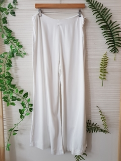 Pantalon White Janet Wise (13354)