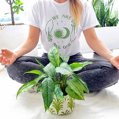 Kit Love The Planet (Camiseta + Planta Purificadora en Decobag) - tienda online