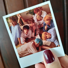 Photocard K-POP - BTS 02