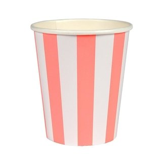 copos-de-papel-coral-striped-meri-meri