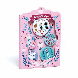 bottons-lovely-badges-chats-djeco