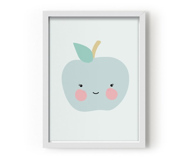 Quadro Cards Fresh Fruit – Apple Eef. Lillemor