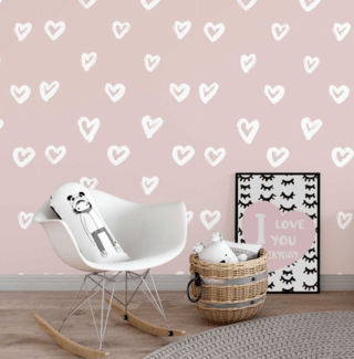 papel-de-parede-coracoes-rosa-mama-loves-you