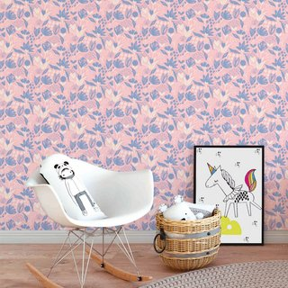 papel-de-parede-botanic-rosa-mama-loves-you