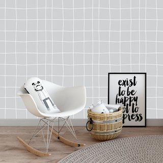 papel-de-parede-quadriculado-cinza-mama-loves-you