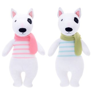 Metoo Doll Cachorro Bull Terrier (Unidade)