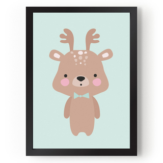 quadro-a6-cards-mr-deer-eef-lillemor