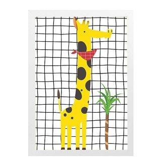 quadro-girafa-mama-loves-you